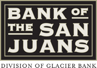 Bank of the San Juans - Division of Glacier Bank logo